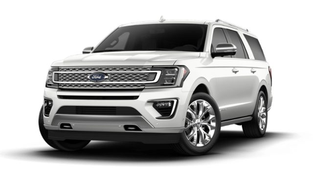 2019 Ford Expedition Max Platinum SUV 4X4